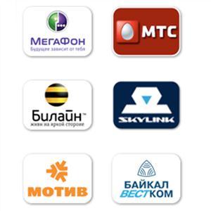Операторы сотовой связи Дивного