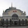 Железнодорожные вокзалы в Дивном