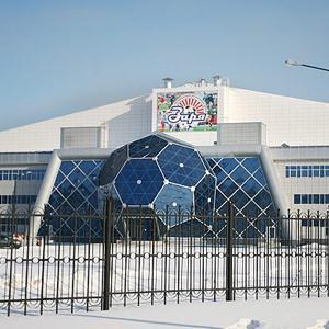 Спортивные комплексы Дивного