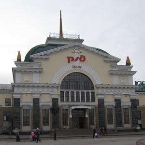 Железнодорожные вокзалы Дивного